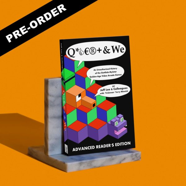 qbert and we book preview jeffrey lee